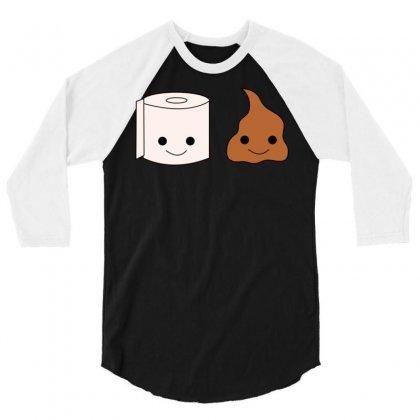 Bathroom 3/4 Sleeve Shirt Designed By Ismanurmal4