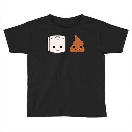Bathroom Toddler T-shirt Designed By Ismanurmal4