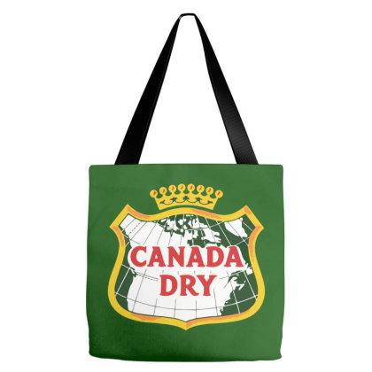 Canada Dry Tote Bags Designed By Studio Poco    Los Angeles