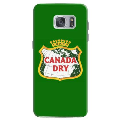 Canada Dry Samsung Galaxy S7 Case Designed By Studio Poco    Los Angeles