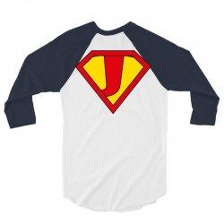 j 3/4 Sleeve Shirt | Artistshot