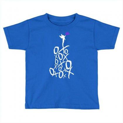 Xo Angels Toddler T-shirt Designed By Killakam