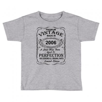 2006 Toddler T-shirt Designed By Killakam