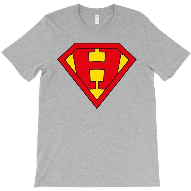 H T-shirt   Artistshot