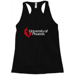 university of phoenix Racerback Tank | Artistshot