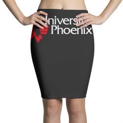 university of phoenix Pencil Skirts | Artistshot