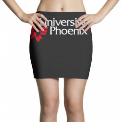 university of phoenix Mini Skirts | Artistshot