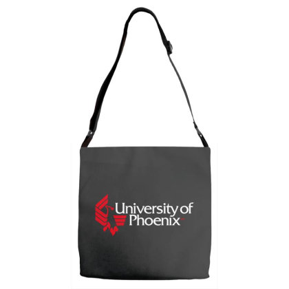 University Of Phoenix Adjustable Strap Totes Designed By Cahyorin