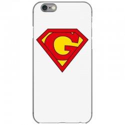 g iPhone 6/6s Case   Artistshot