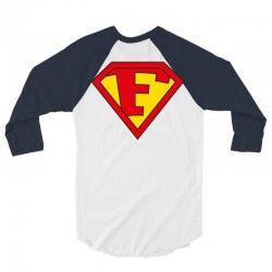 f 3/4 Sleeve Shirt   Artistshot