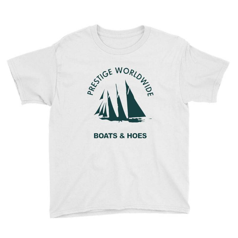 Boats N Hoes Youth Tee   Artistshot