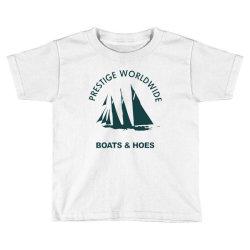 boats n hoes Toddler T-shirt   Artistshot