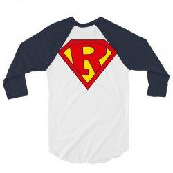 r 3/4 Sleeve Shirt   Artistshot