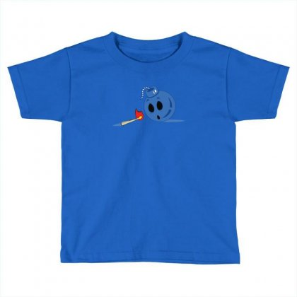 Fatal Attraction Toddler T-shirt Designed By Tshiart