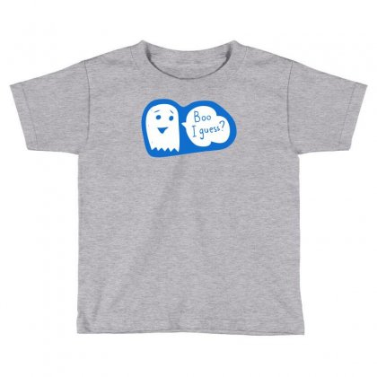 Boo I Guess Toddler T-shirt Designed By Specstore