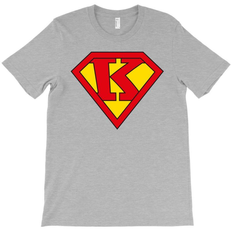 K T-shirt | Artistshot