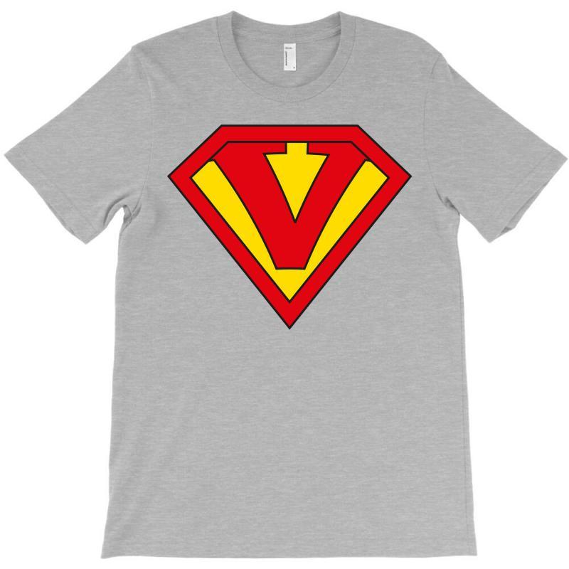 V T-shirt   Artistshot