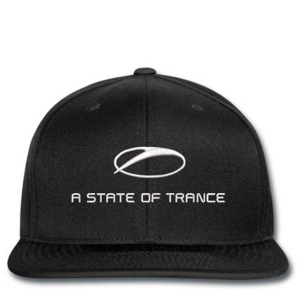 Armin A State Of Trance Embroidered Hat Snapback Designed By Madhatter