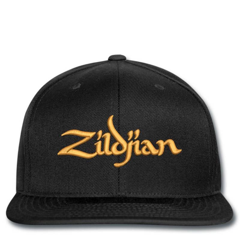 Zildjian Embroidered Hat Snapback | Artistshot