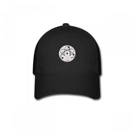 Atom Symbol Embroidered Hat Baseball Cap Designed By Madhatter