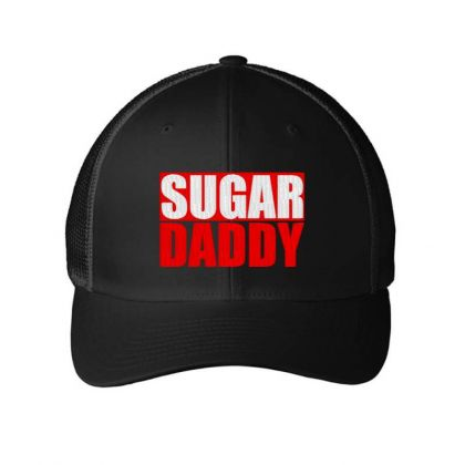 Sugar Daddy Embroidered Hat Embroidered Mesh Cap Designed By Madhatter