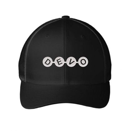 Devo Embroidery Embroidered Hat Embroidered Mesh Cap Designed By Madhatter