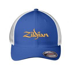 Zildjian embroidered hat Embroidered Mesh cap | Artistshot