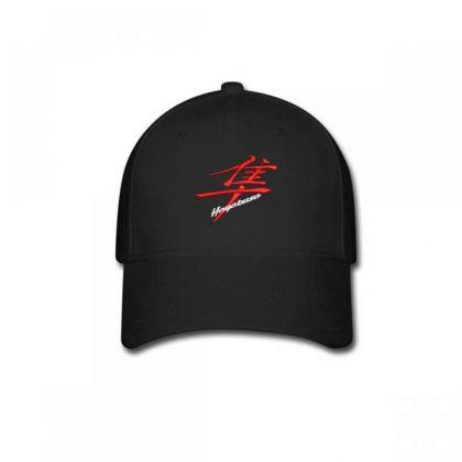 Hayabusa Kanji  Embroidered Hat Baseball Cap Designed By Madhatter