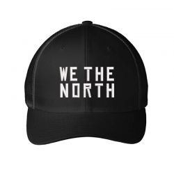 We The North embroidered hat Embroidered Mesh cap | Artistshot