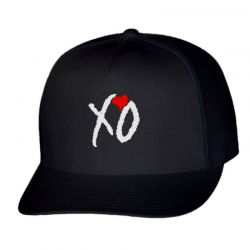 Xo Weekend Embroidery Embroidered Hat Trucker Cap | Artistshot