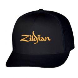 Zildjian embroidered hat Trucker Cap | Artistshot