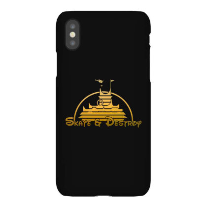 Skate Iphonex Case Designed By Cahyorin