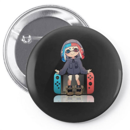 Game Switch Pin-back Button Designed By Cahyorin