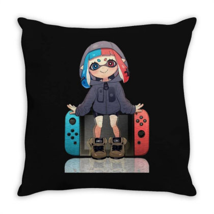 Game Switch Throw Pillow Designed By Cahyorin