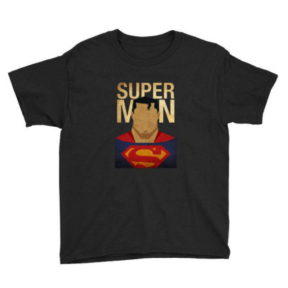 Supermen Youth Tee Designed By Cahyorin