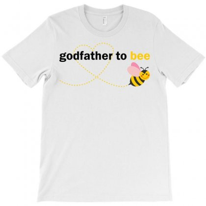Godfather To Bee T-shirt Designed By Sabriacar