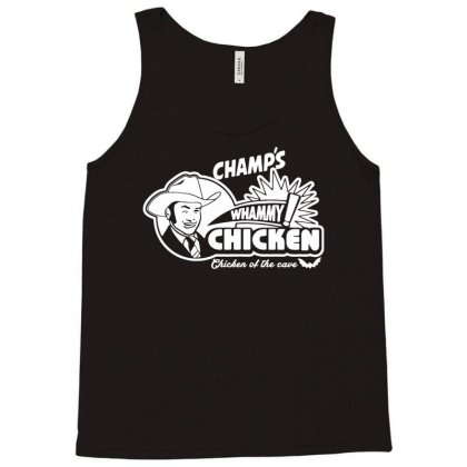 Champ's Whammy Chicken Tank Top Designed By Syahbudi90