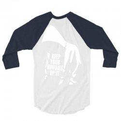 trayvon martin 3/4 Sleeve Shirt | Artistshot