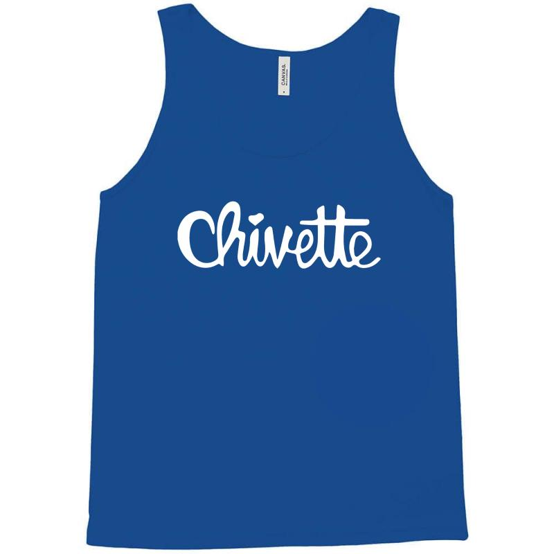 Chivette1 Tank Top   Artistshot