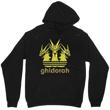 Ghidorah Unisex Hoodie Designed By Balqis Tees