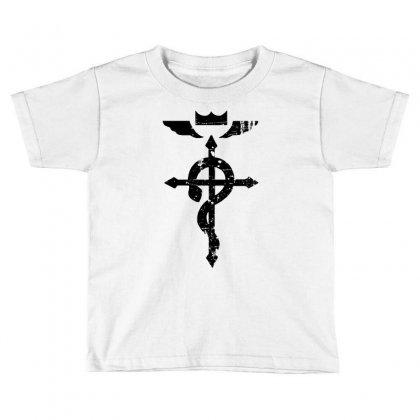 Alchemy Toddler T-shirt Designed By Mdk Art