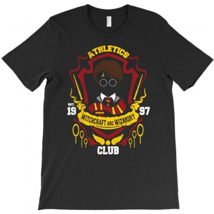 Athletics Club T-shirt Designed By Mdk Art