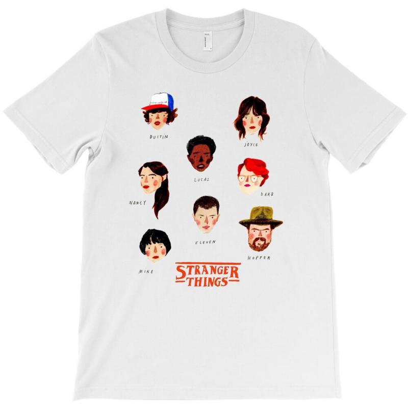 Stranger Things T-shirt   Artistshot