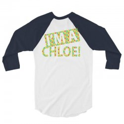 im-chole 3/4 Sleeve Shirt | Artistshot