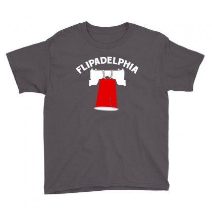 Flipadelphia Youth Tee Designed By Homienice
