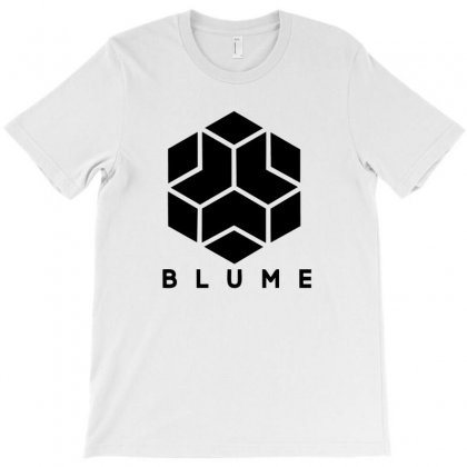 Blume T-shirt Designed By Homienice