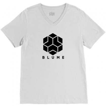 Blume V-neck Tee Designed By Homienice