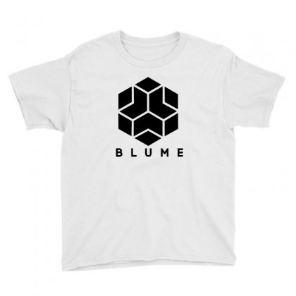 Blume Youth Tee Designed By Homienice