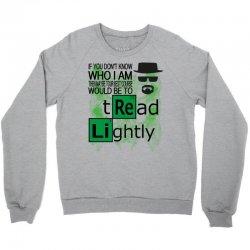 tread-lightly-bb Crewneck Sweatshirt | Artistshot