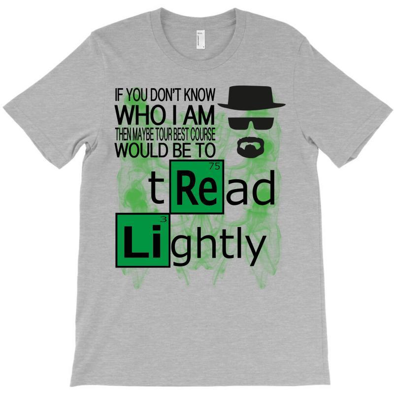 Tread-lightly-bb T-shirt | Artistshot